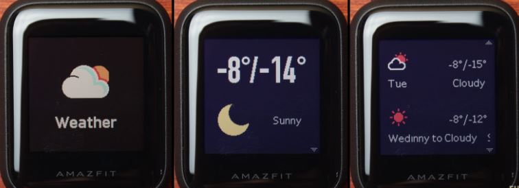 AMAZFIT Bip smart watch review - CoolTechBox